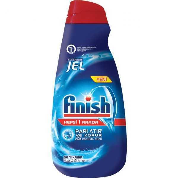 ژل ماشین ظرفشویی فینیش Finish