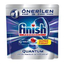 finish 210x210 - قرص ماشین ظرفشویی کوانتوم  72 عددی فینیش finish