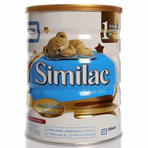 شیر خشک شماره 1 سیمیلاک Similac