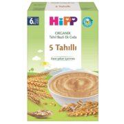 غذای کمکی بدون شیر 5 غله هیپ Hipp