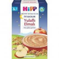 غذای کمکی شیر و سیب و جودوسر مخصوص شب هیپ Hipp