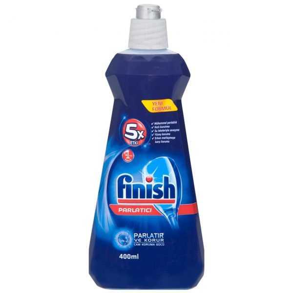 finish parlatici 400 ml zoom 1 600x600 - مایع جلادهنده ماشین ظرفشویی کلاسیک 400 میلی فینیش Finish