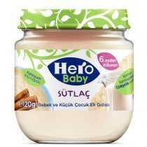 پوره شیربرنج با دارچین هروبیبی Hero Baby