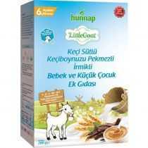 غذای کودک (سرلاک) آرد خرنوب با شیر بز هوناپ Hunnap