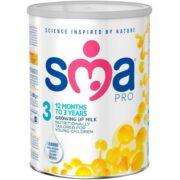 شیر خشک اس ام ای پرو 3 SMA PRO