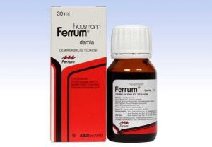 ferrum hausman damla 300x208 - قطره آهن فروم Ferrum