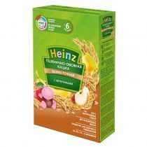 سرلاک گندم و بلغور جو دوسر با میوه(سیب, موز, گلابی)هاینز Heinz
