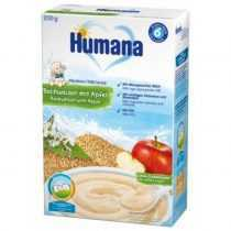 سرلاک (غذای کمکی) گندم سیاه با سیب هومانا Humana