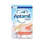 غذای کمکی شیر هفت غله و سیب آپتامیل Aptamil
