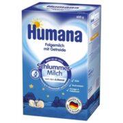 شیرخشک مخصوص شب هومانا  Humana