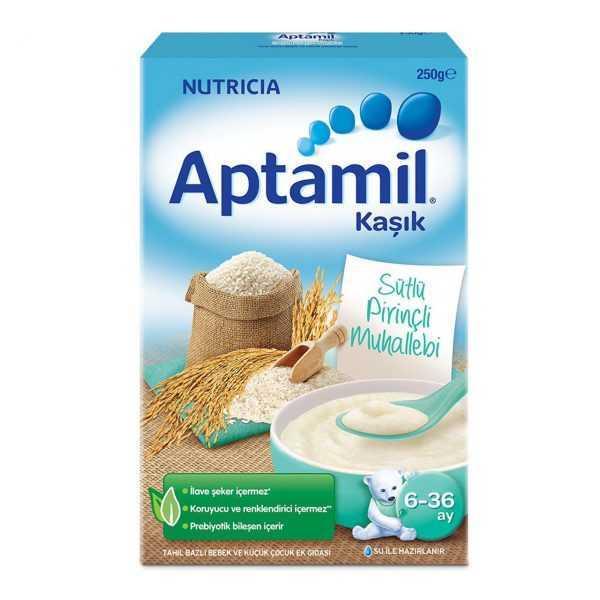 پودینگ شیر و برنج آپتامیل Aptamil