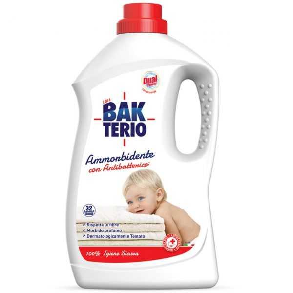 مایع لباسشویی کودک باکتریو ظرفیت 1920 میلی لیتر Bakterio