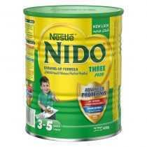 شیر خشک 3 تا 5 سال 400 گرمی نیدو Nido