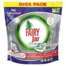 قرص ماشین ظرفشویی فیری جار پلاتینیوم 84 عددی Fairy Jar