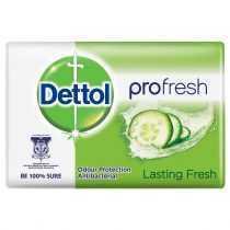 صابون آنتی باکتریال Pro Fresh خیار دتول Dettol