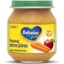 پوره سیب و هویج ببلاک Bebelac