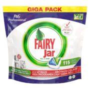 قرص ماشین ظرفشویی فیری جار پلاتینیوم 115 عددی Fairy Jar