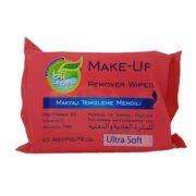 دستمال مرطوب پاک کننده آرایش بی وایپس Bi Wipes