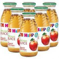پکیج اقتصادی آب میوه ارگانیک سیب هیپ Hipp