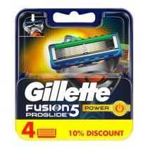 یدک تیغ اصلاح 5 لبه ژیلت Gillette Fusion Proglide