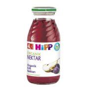 آب میوه ارگانیک نکتار آلو هیپ Hipp