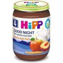 پوره بیسکویت و سیب مخصوص شب کودک هیپ Hipp