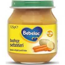 پوره هویج و سیب زمینی ببلاک Bebelac