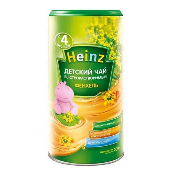 چای رازیانه هاینز Heinz