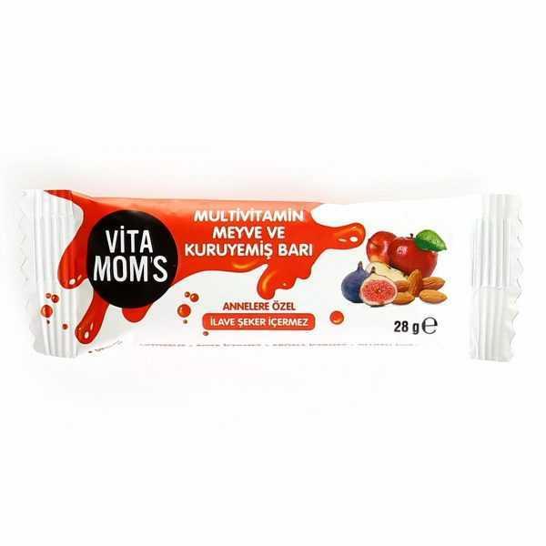 شکلات مادران شیر ده با غلات و میوه ویتامینه رژیمی vita mom's