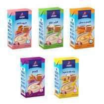 پکیج غذای کودک با 5 طعم ماجان Majan