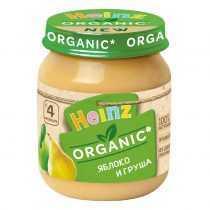 پوره ارگانیک سیب و گلابی هاینز Heinz