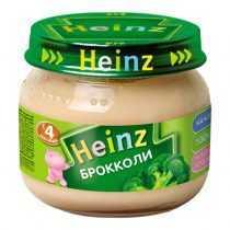 پوره کلم بروکلی هاینز Heinz