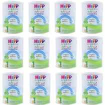 پکیج اقتصادی 12 تایی شیر خشک ارگانیک شماره یک هیپ Hipp