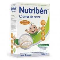 سرلاک برنج بدون شیر نوتریبن Nutriben