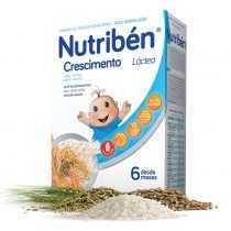 سرلاک 4 غله با شیر نوتریبن Nutriben