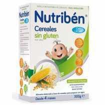سرلاک 3 غله با شیر نوتریبن Nutriben