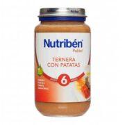 nutriben potito ternera con patatas 250g 1 180x180 - بزرگترین مرجع محصولات آلرژیک ایران