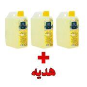 پکیج 3 عددی مایع ضد عفونی کننده دست کلونیا 1 لیتری Eyup Sabri + هدیه