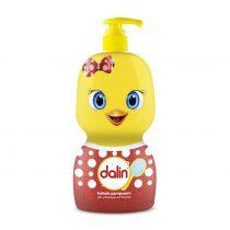 شامپو سر کودک عروسکی دالین Dalin