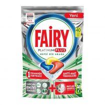 قرص ماشین ظرفشویی پلاتینیوم پلاس 40 تایی فیری Fairy