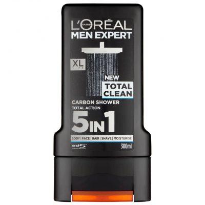 شامپو سر و بدن برای مو های خشک لورال Loreal