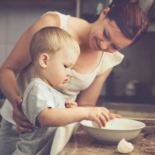 رژیم غذایی مناسب برای کودکان آلرژیک