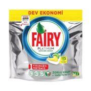 قرص ماشین ظرفشویی فیری پلاتینیوم 115 عددی Fairy