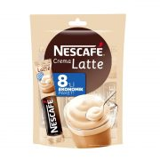 قهوه فوری لاته نسکافه بسته 8 عددی Nescafe