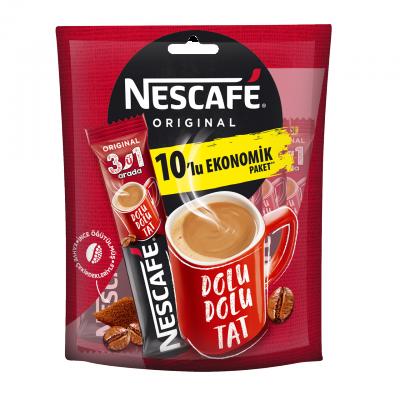 قهوه فوری معمولی 3 در 1 نسکافه Nescafe