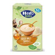 غذای کمکی شیر گندم عسل هروبیبی Hero Baby