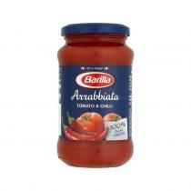سس گوجه فرنگی تند باریلا Barila