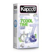 کاندوم 7 کاره سرد کاپوت 12 عددی Kapoot 7 Cool Time