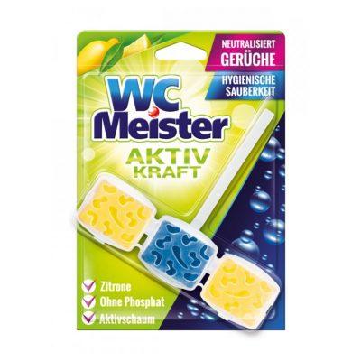 خوشبو کننده توالت فرنگی لیمو میستر WC Meister