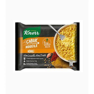 نودل کنور با طعم هفت ادویه Knorr